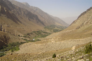 Deforestation In Afghanistan